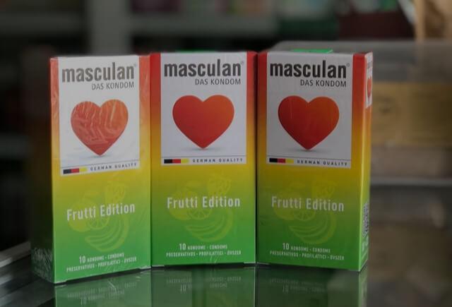 Manual masculan lubrication gel