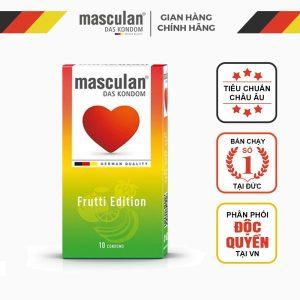 Masculan Frutti Edition