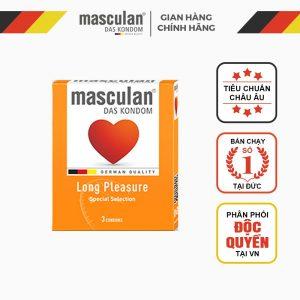 Masculan long pleasure