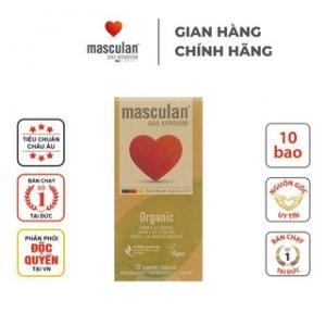 Masculan Organic