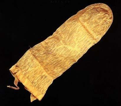 Condoms - Past and present